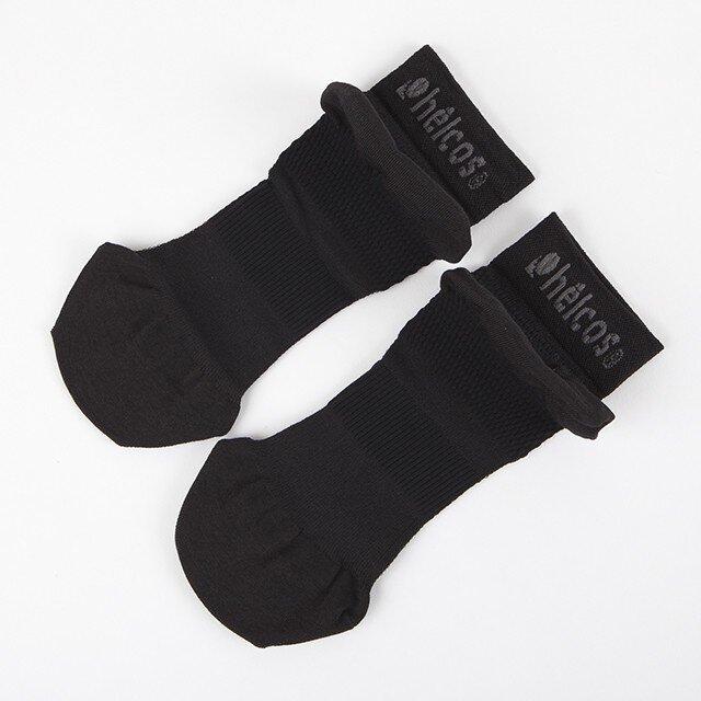 helcos ヒルコス 癒本舗 外反母趾 専用 30秒消臭 靴下 ブラック 黒 26~28cm つま先ゆったり 速乾の画像1枚目