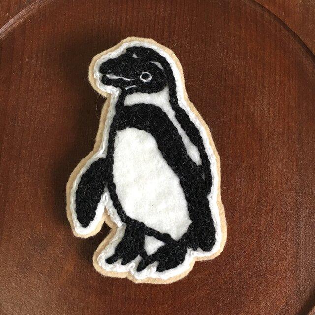 ペンギン ブローチの画像1枚目