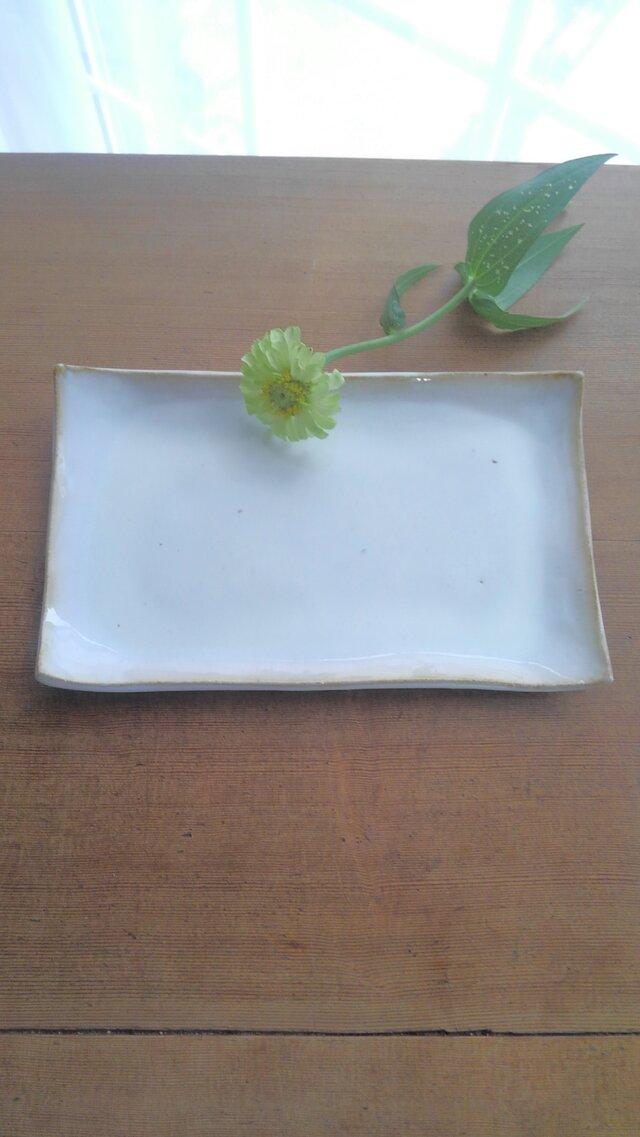 しかくいお皿の画像1枚目