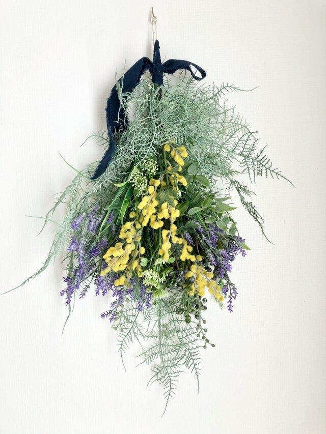 Lavender swag VIの画像1枚目