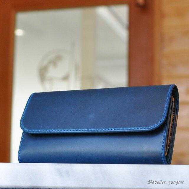 大容量で使いやすい長財布 No.2 ブッテーロの画像1枚目