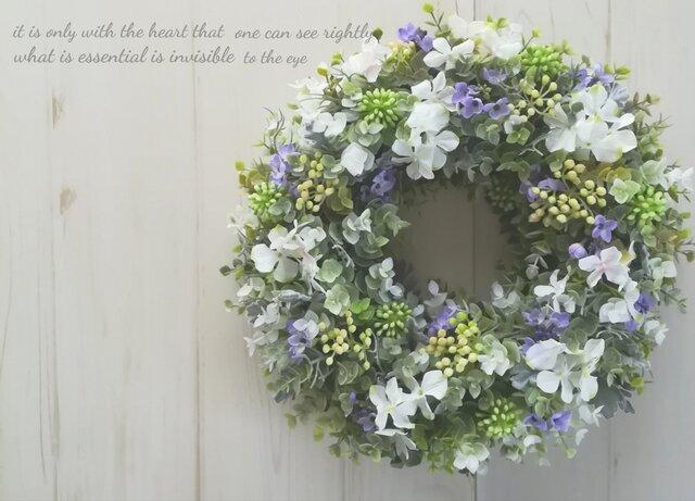 green wreath -due-の画像1枚目
