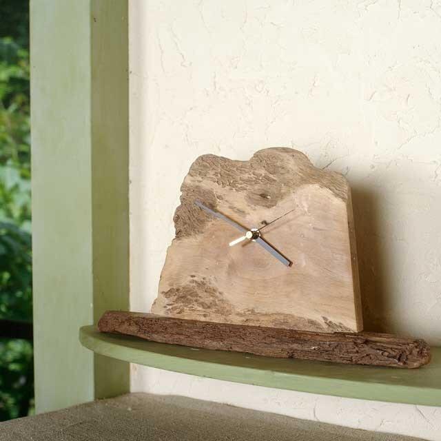 流木の時計-11の画像1枚目