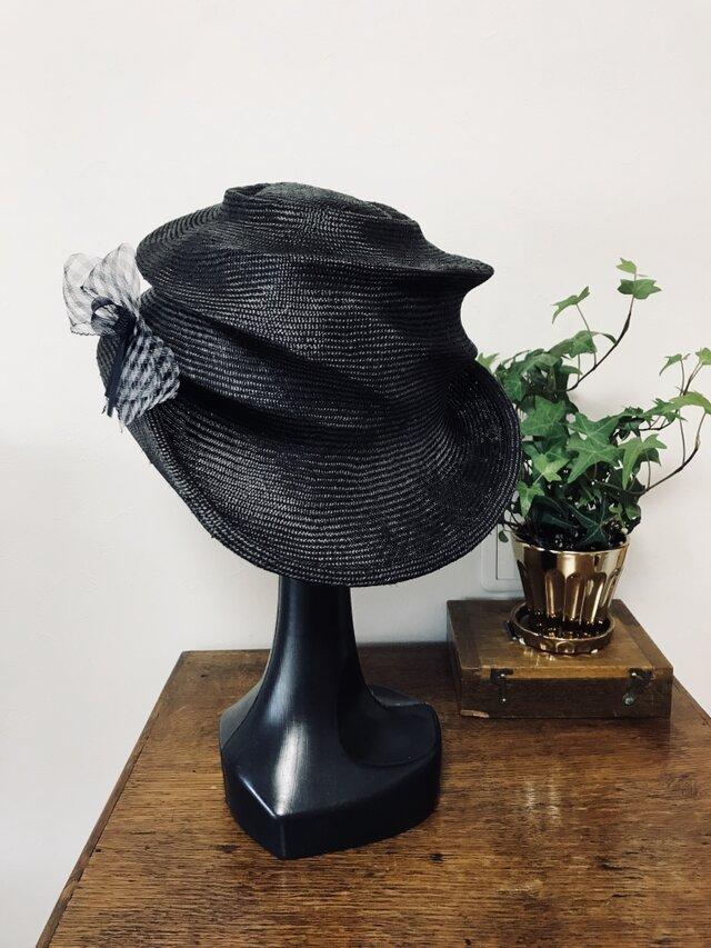 J様オーダー 夏帽子の画像1枚目