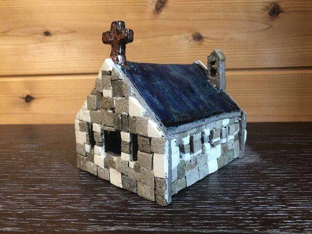 石積みの教会の画像1枚目
