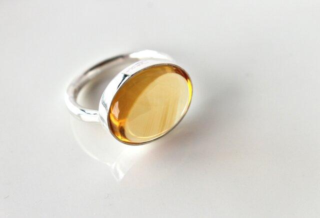 シトリン ringの画像1枚目