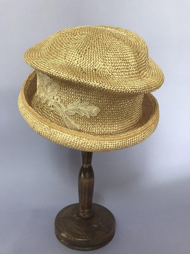 夏帽子(シゾール)の画像1枚目