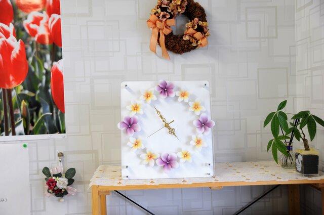 花時計の画像1枚目