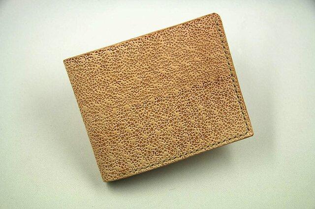ビルフォード(カード財布)ナチュラルの画像1枚目