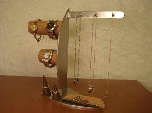 アクセサリースタンド 腕時計、指輪、ネックレス、小物入れ、アクセサリーディスプレイの画像1枚目
