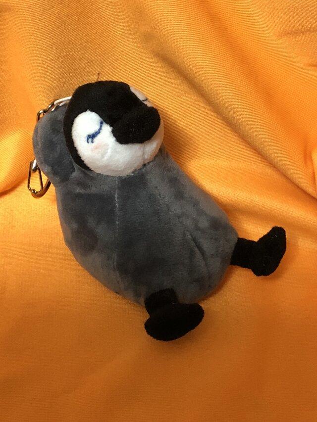ベビーペンギンキーホルダータイプの画像1枚目