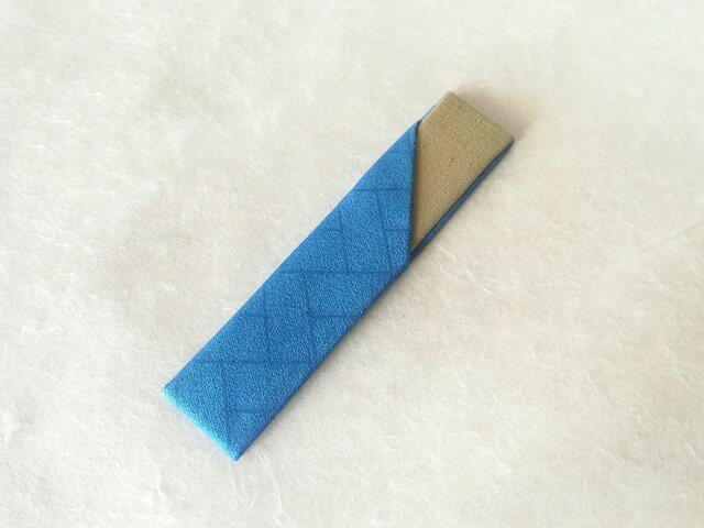 楊枝入れ 百二七号:茶道小物の一つ、菓子切鞘の画像1枚目