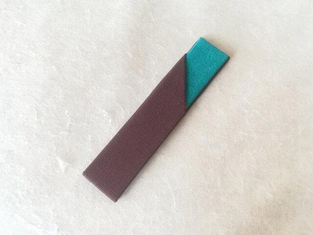 楊枝入れ 百二八号:茶道小物の一つ、菓子切鞘の画像1枚目