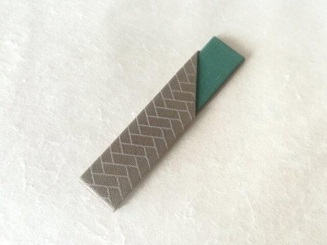 楊枝入れ 百三十号:茶道小物の一つ、菓子切鞘の画像1枚目