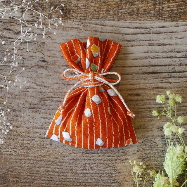 癒しの幸せ小物 きもの匂い袋<和モダン柄>の画像1枚目