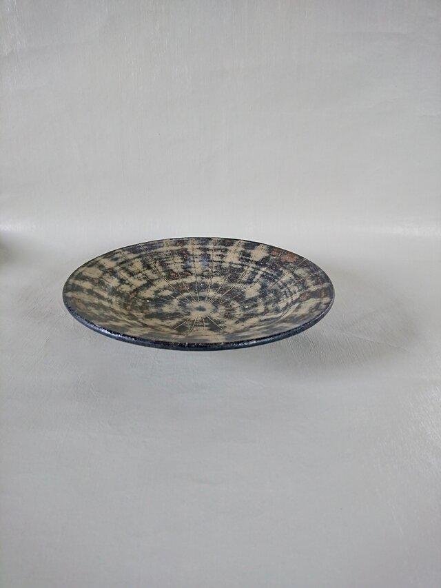 黒象嵌鉢の画像1枚目