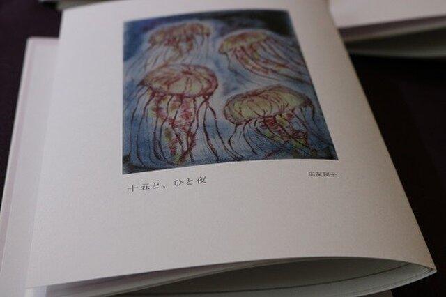 詩集『十五と、ひと夜』の画像1枚目