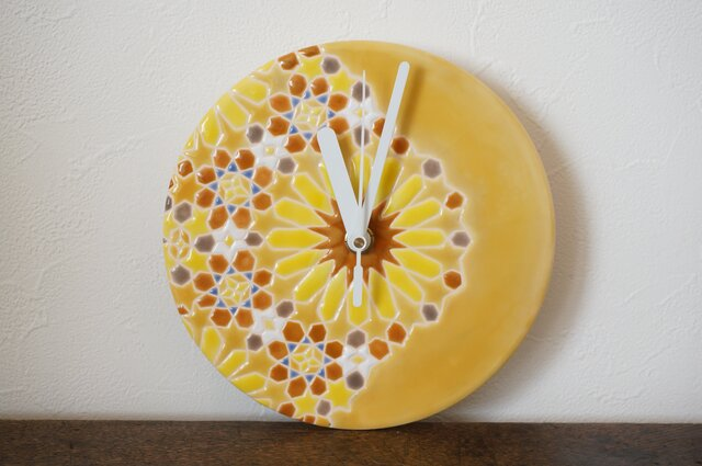 モザイクの時計 Mosaicoの画像1枚目