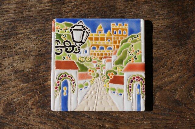 石畳の小路 Calle del Albaicinの画像1枚目