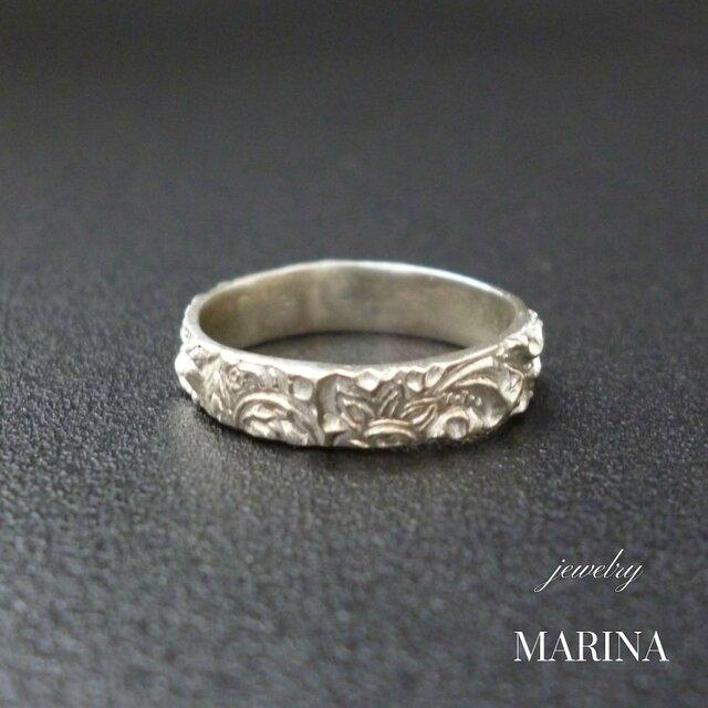 Marie ring #3 【受注後製作品】の画像1枚目
