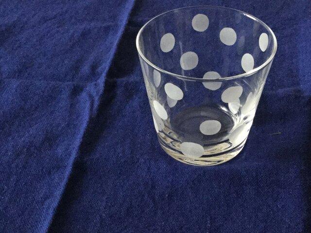 KIRIKO グラスミニ 水玉の画像1枚目