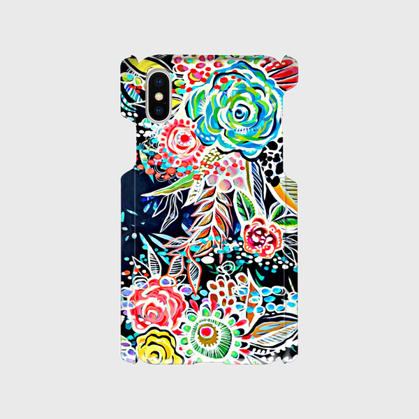 百花繚乱② ―Hyakka-ryouran― iphone 5/5s/6/6s/SE/7/8/X 専用 ハードケースの画像1枚目