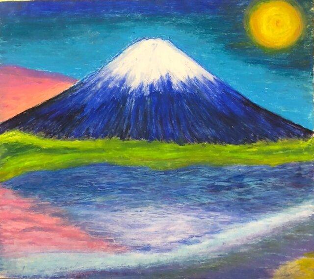 富士山の画像1枚目