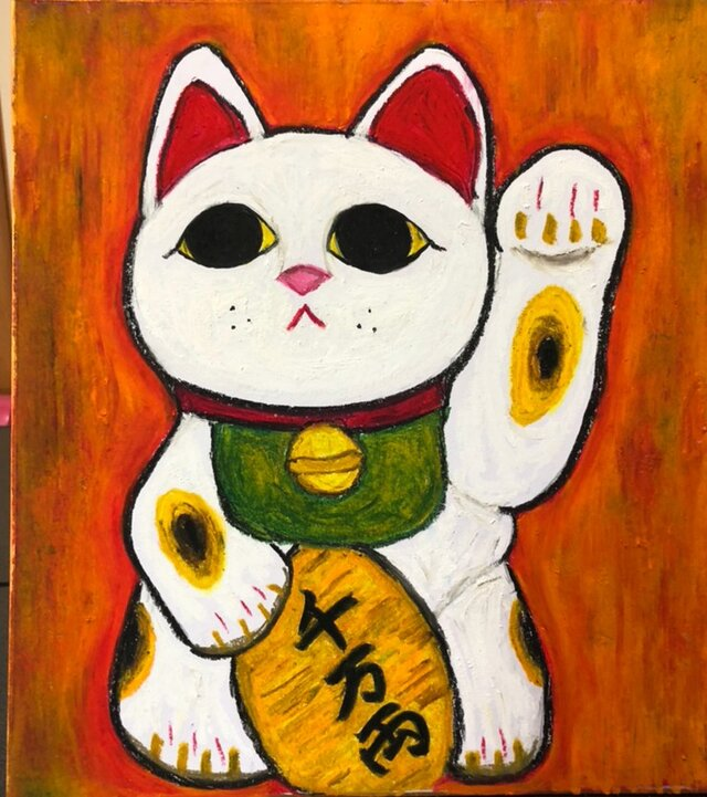 招き猫の画像1枚目