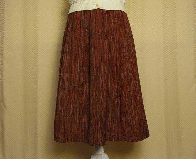 ギャザースカート 6990の画像1枚目