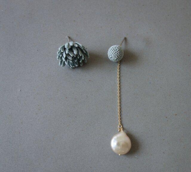 ohana & coin pearl:4 * 受注生産の画像1枚目