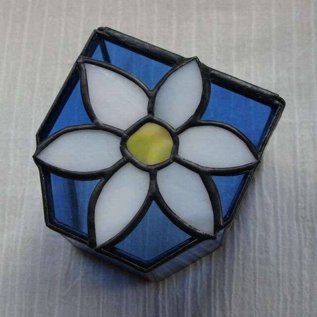 白い花のメディカルBOXの画像1枚目
