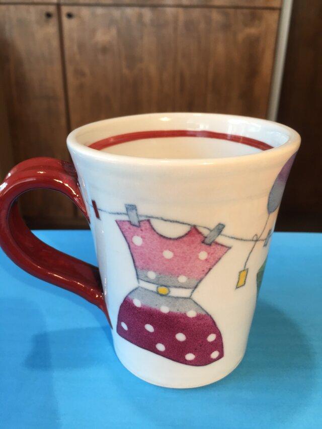 限定:浦和のおばあちゃん マグカップの画像1枚目