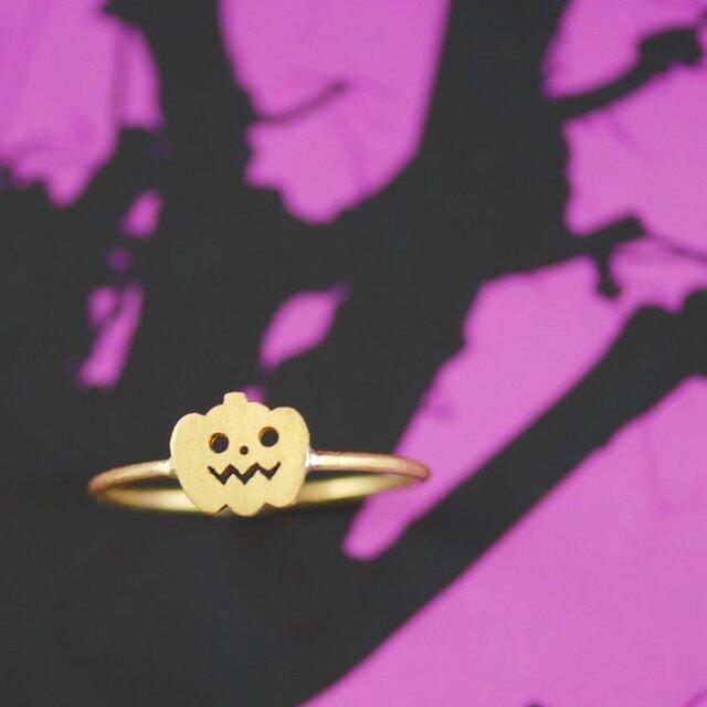 小さなジャックオランタン【ハロウィン】の画像1枚目