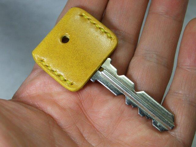 ルガトー黄色のキーカバー の画像1枚目