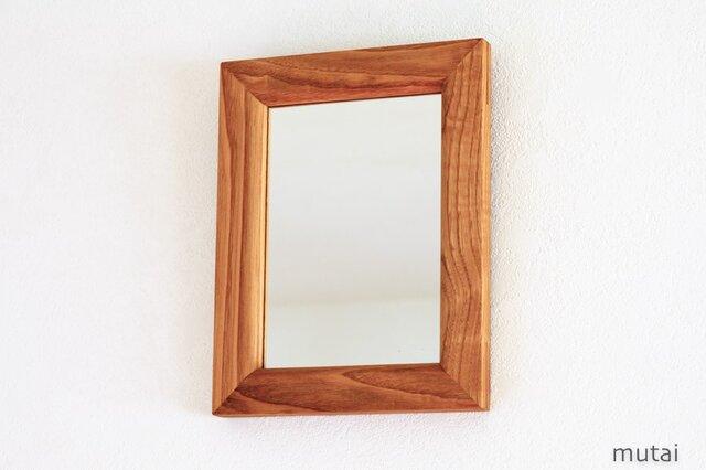 小さな壁掛け鏡 6の画像1枚目