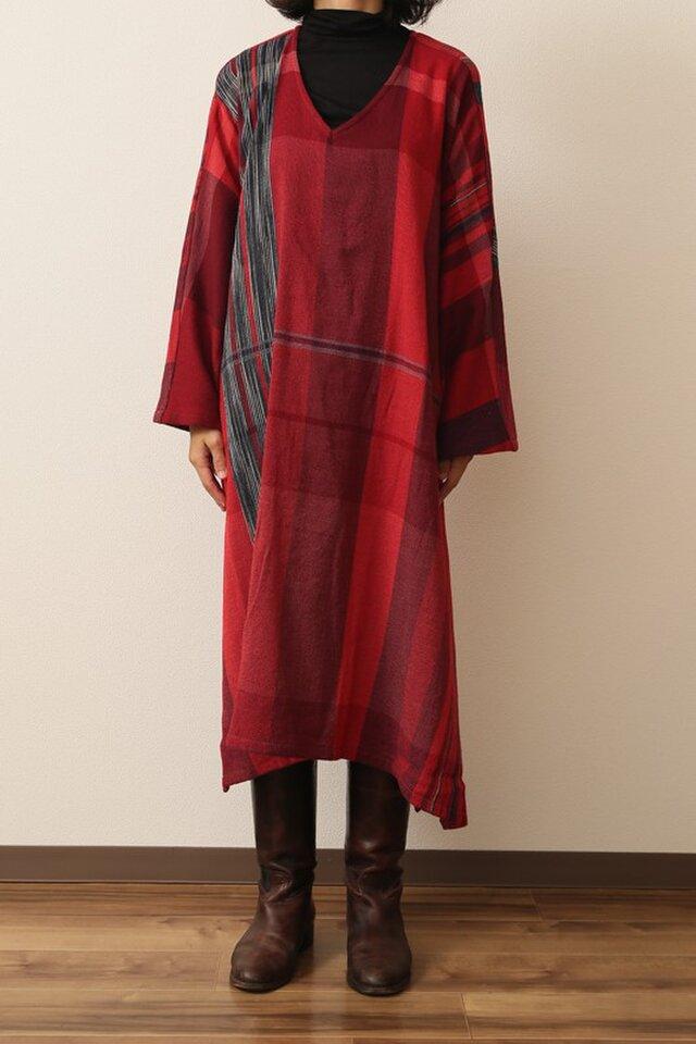 fuwa-T all wool70 cotton30の画像1枚目