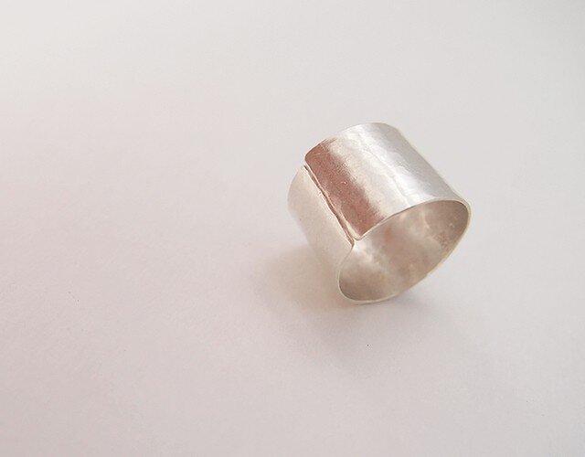 純銀リング指輪 12〜13号の画像1枚目