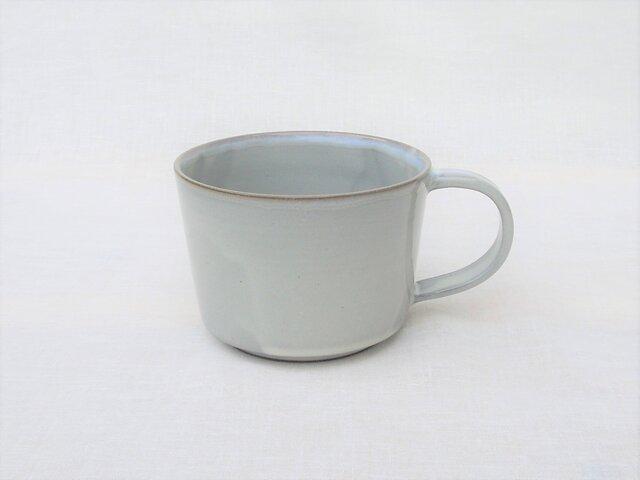[再販]ヴィンテージ風マグカップ ミルクベージュの画像1枚目