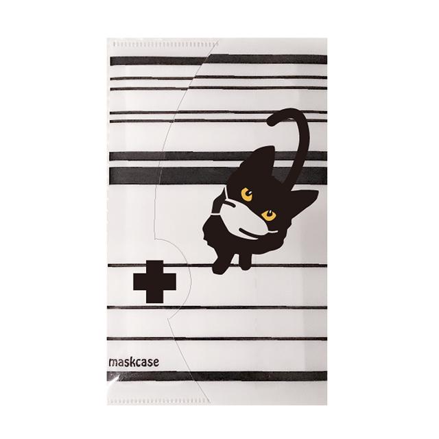 <+R>CATS マスクケースの画像1枚目