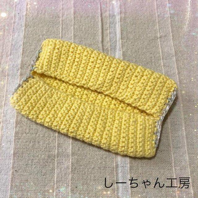 8-① ポケットティッシュケースの画像1枚目