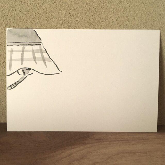 絵葉書/ポストカード <こたつその1>の画像1枚目