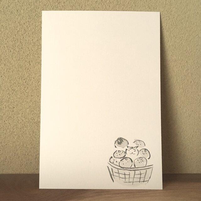 絵葉書/ポストカード <みかん>の画像1枚目