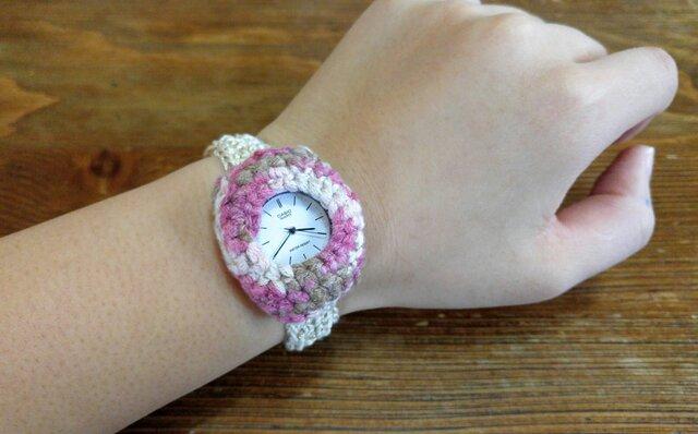 kurumi時計ナチュラル(小)size:M/L の画像1枚目