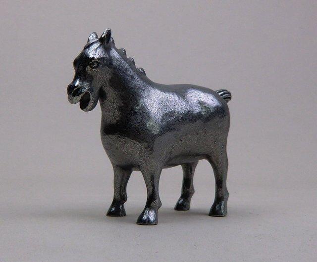 太った馬の画像1枚目