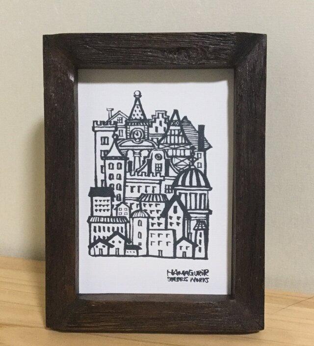おかしな家シリーズ カタマリの街の画像1枚目