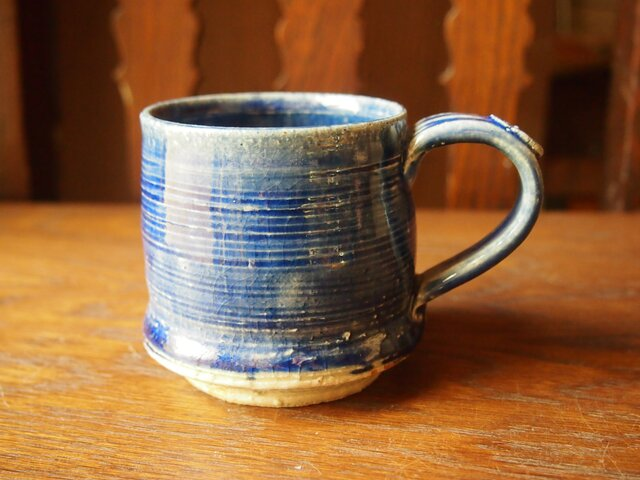 zao blueマグカップ 5の画像1枚目