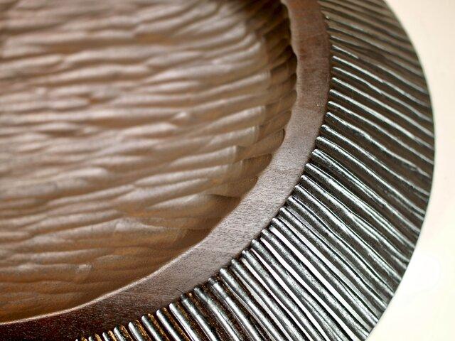 両面皿〈楕円〉の画像1枚目