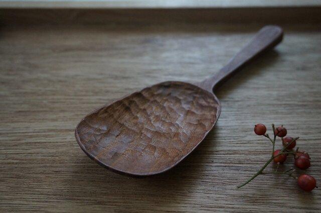 桑の木 サーバースプーン (再販)の画像1枚目