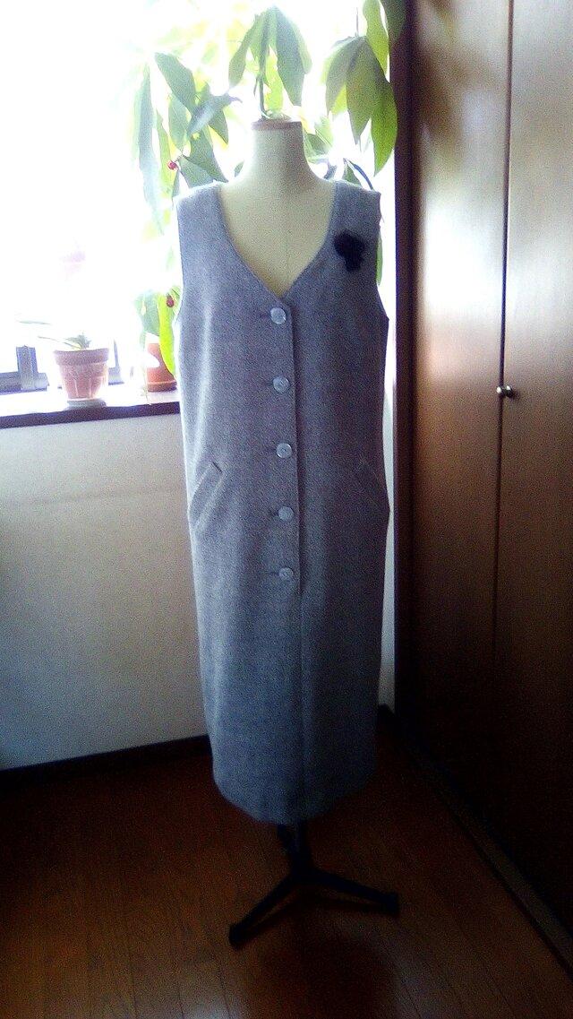 ジャンパースカート 9の画像1枚目