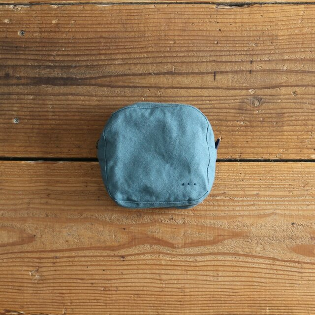 hanpu square poach :turquoise:の画像1枚目
